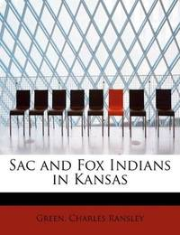 Sac and Fox Indians in Kansas