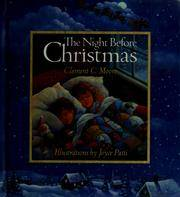 The Night Before Christmas by Clement Clarke Moore - Hardcover - 1992-02-03 - from Books Express and Biblio.com