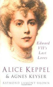 image of Alice Keppel and Agnes Keyser