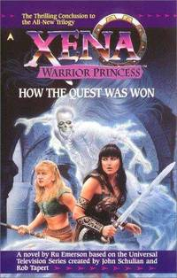 XENA WARRIOR PRINCESS HOW THE QUEST WAS WON