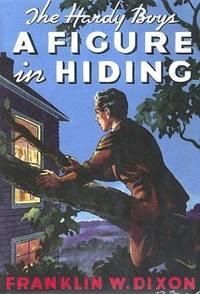 A Figure in Hiding (Hardy Boys, Book 16)