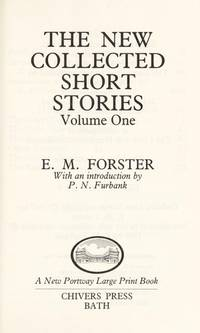 image of New Collected Short Stories (Portway Large Print Series)