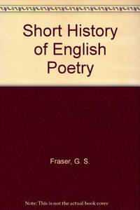 Short History Of English Poetry
