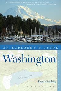 Explorer's Guide Washington (Explorer's Complete) by  Denise Fainberg - Paperback - from Paper Tiger Books (SKU: 51WN10000CTP_ns)
