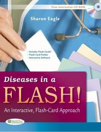 Diseases in a Flash!: An Interactive, Flash-Card Approach