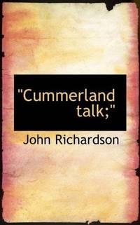 Cummerland Talk