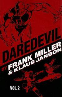 DAREDEVIL BY FRANK MILLER & KLAUS JANSON VOL. 2 by Frank Miller and Roger McKenzie - Paperback - First Edition.  - 2008 - from McPhrey Media LLC (SKU: 133400)