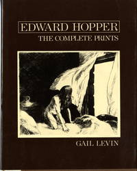 Edward Hopper: The Complete Prints by Gail Levin - Hardcover - 1979 - from Book Beat (SKU: 024856)