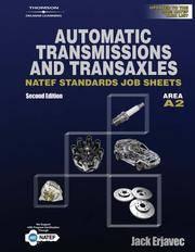 NATEF Standard Jobsheet A2