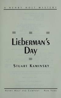 Lieberman's Day (Henry Holt Mystery Ser. )