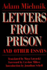 Letters from Prison and Other Essays (Society and Culture in East-Central Europe)