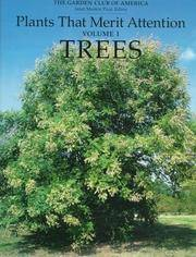 Plants That Merit Attention: Trees