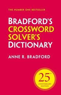 Bradford's Crossword Solver's Dictionary (Hardcover)