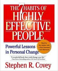 image of The 7 Habits of Highly Effective People (Unabridged Audio Program)