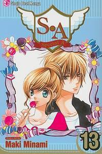 S.A (Special A), Vol. 13