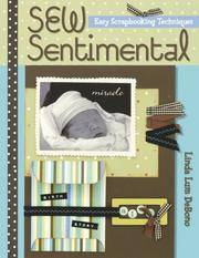Sew Sentimental  Easy Scrapbooking Techniques