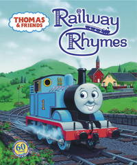 Thomas & Friends: Railway Rhymes (Lap Library)