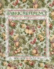 FABRIC REFERENCE 2/ED