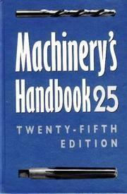 Machinery's Handbook 25th Edition (Thumb Indexed)