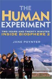 image of Human Experiment: Two Years and Twenty Minutes Inside Biosphere 2