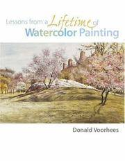 Lessons from a Lifetime of Watercolor Painting