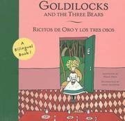 image of Goldilocks And The Three Bears; Ricitos De Oro Y Los Tres Osos.  A