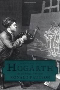 Hogarth by Ronald Paulson - Hardcover - 1993 - from Anybook Ltd (SKU: 7362034)
