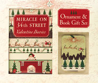 Miracle on 34th Street Gift Set: [Ornament & Book]