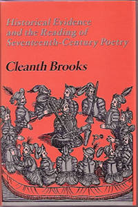 image of Historical Evidence and the Reading of Seventeenth-Century Poetry