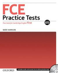 FCE Practice Tests w/key and Audio CDs pack (First Certificate Practice Tests)