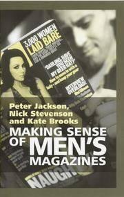 Making Sense of Men's Magazines