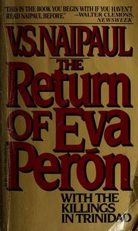 The Return Of Eva Peron