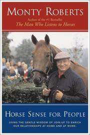image of Horse Sense for People : Using the Gentle Wisdom of Join-Up to Enrich Our Relationships at Home and at Work
