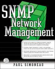 SNMP Network Management (McGraw-Hill Computer Communications Series)