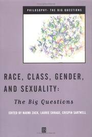 Race, Class, Gender, and Sexuality: The Big Questions
