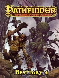 image of Pathfinder Roleplaying Game: Bestiary 4