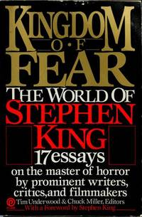 Kingdom of Fear : The World of Stephen King