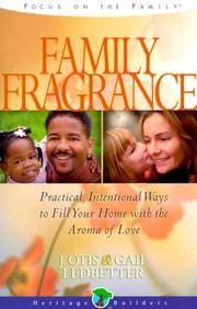 Family Fragrance  Practical intentional ways to fill your home with the  aroma of love  )