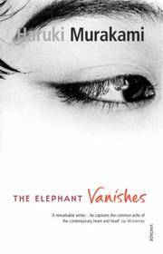 ELEPHANT VANISHES
