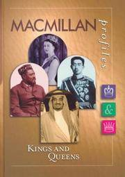 Macmillan Profiles: Kings and Queens (MacMillan Profiles)