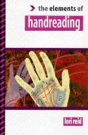 Handreading (The Elements of)