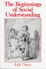 Beginning of Social Understanding