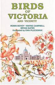 Birds of Victoria and Vicinity