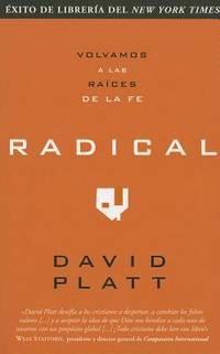 Spanish- Radical by Platt David - Paperback - 2011 - from Revaluation Books (SKU: x-0789919753)