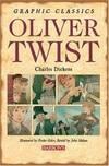 image of Oliver Twist (Barron's Graphic Classics)