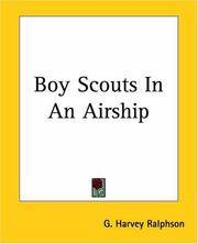 Boy Scouts In an Airship