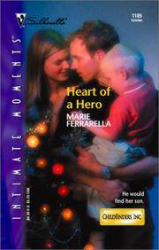 image of Heart Of A Hero (Childfinders, Inc.) (Harlequin Romantic Suspense)
