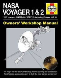 Nasa Voyager 1 & 2 1977 onwards (VGR77-1 to VGR77-3, Including Pioneer 10 & 11)...