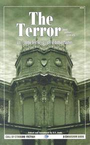image of The Terror and Other Stories: Vol. 3 of The Best Weird Tales of Arthur Machen (Call of Cthulhu Fiction)
