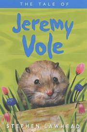 image of The Tale of Jeremy Vole (Riverbank)